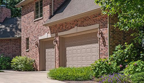 Chi Garage Door Models 2206 And 4206