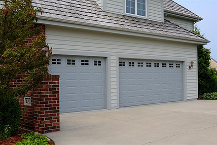 garage door 16x8CHI garage doors Models 2283 4283 and 2284
