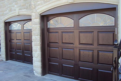 C.H.I. Fiberglass Garage Door & CHI Fiberglass Garage Door Model 2751 and Model 2752