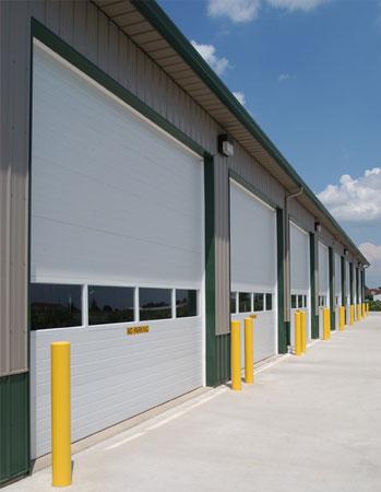 CHI Commercial Garage Door Model 3216