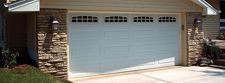 CHI Garage Door Model 4240