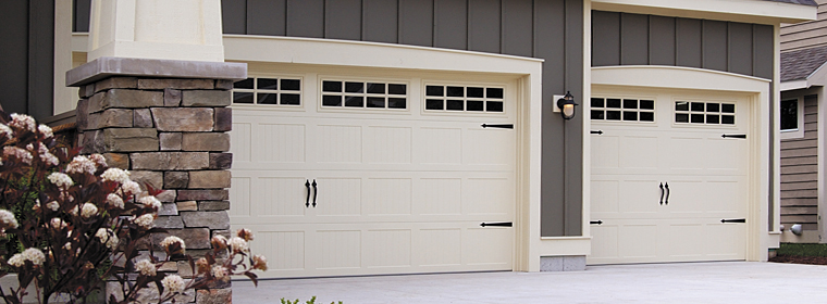 Chi Carriage House Garage Door Models 5283 And 5983