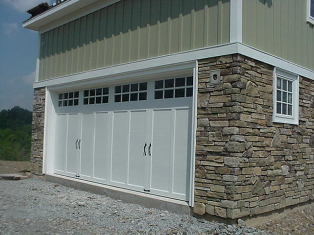 Superieur Alliance Garage Doors U0026 Openers Sample Of A Clopay Coachman CD12 With SQ24  Windows