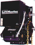 LiftMaster Commercial Hoist Opener Model H