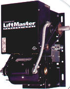 LiftMaster Commercial JackShaft Opener Model J