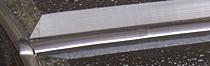 Chi fiberglass garage door model 2700 series window for Platinum garage doors